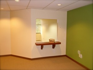 New Office Waiting Room