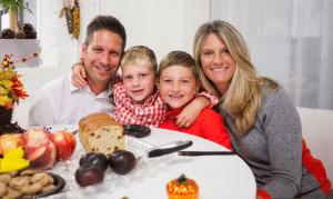 Happy Thanksgiving Family